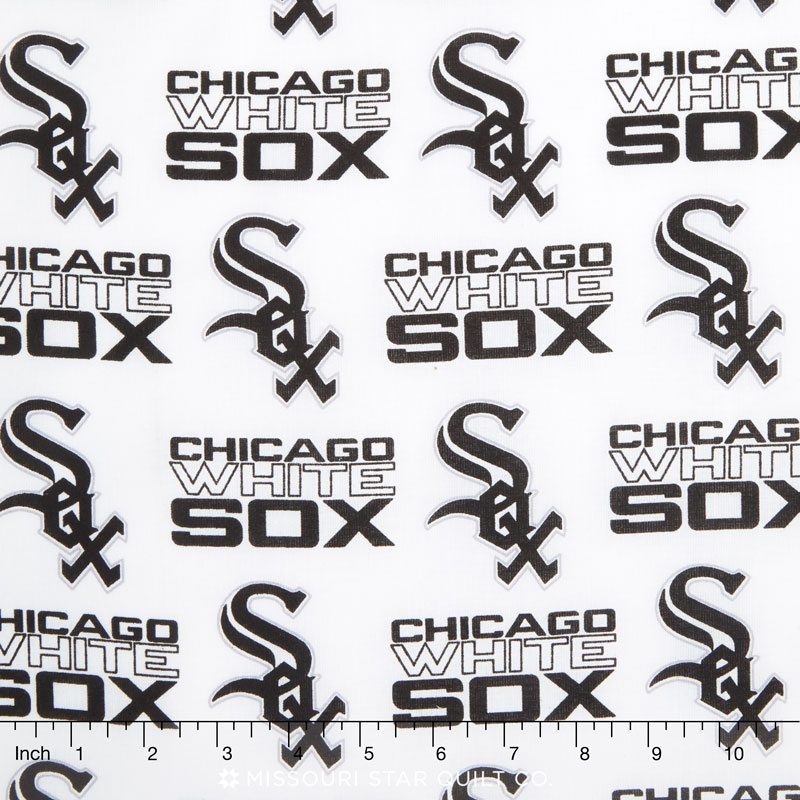 MLB Major League Baseball - Chicago White Sox Allover Yardage