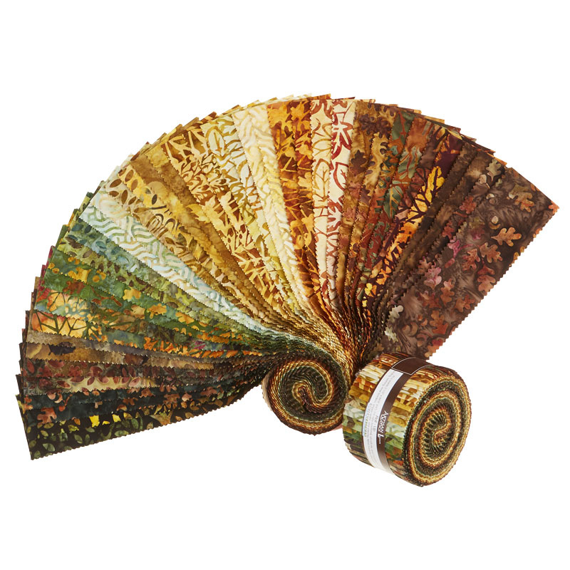 Artisan Batiks - Cornucopia 10 Roll Up