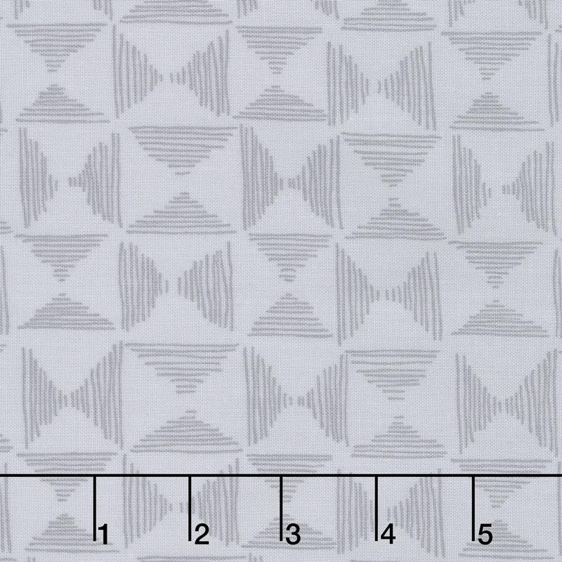Top Drawer - Basket Weave Grey Yardage