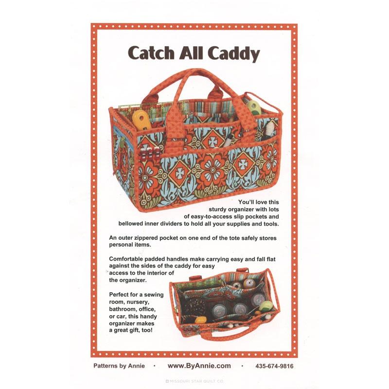 Catch All Caddy Pattern