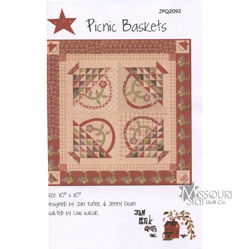 Picnic Baskets Pattern