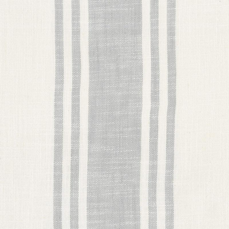Urban Cottage - Wovens Center Stripe Ivory Grey 16
