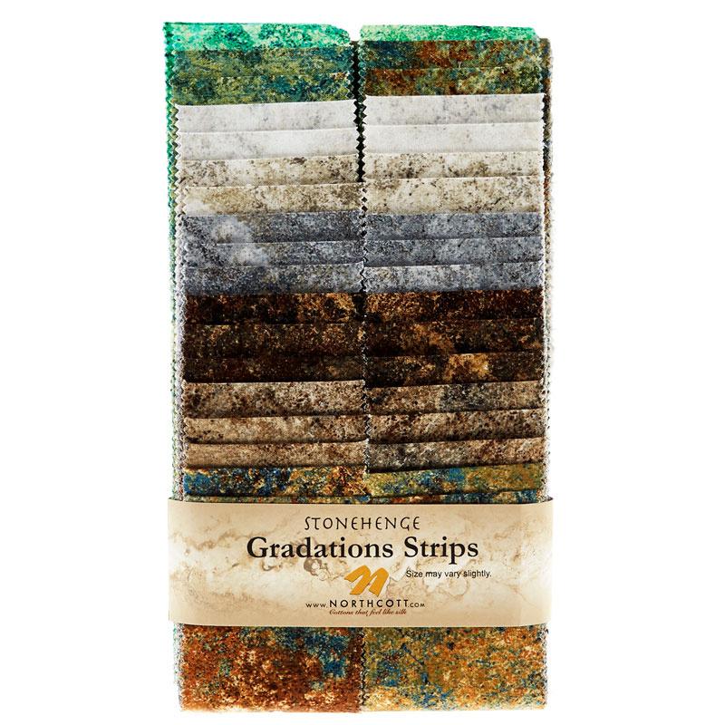 Stonehenge Gradation Mixers - Earth Strips
