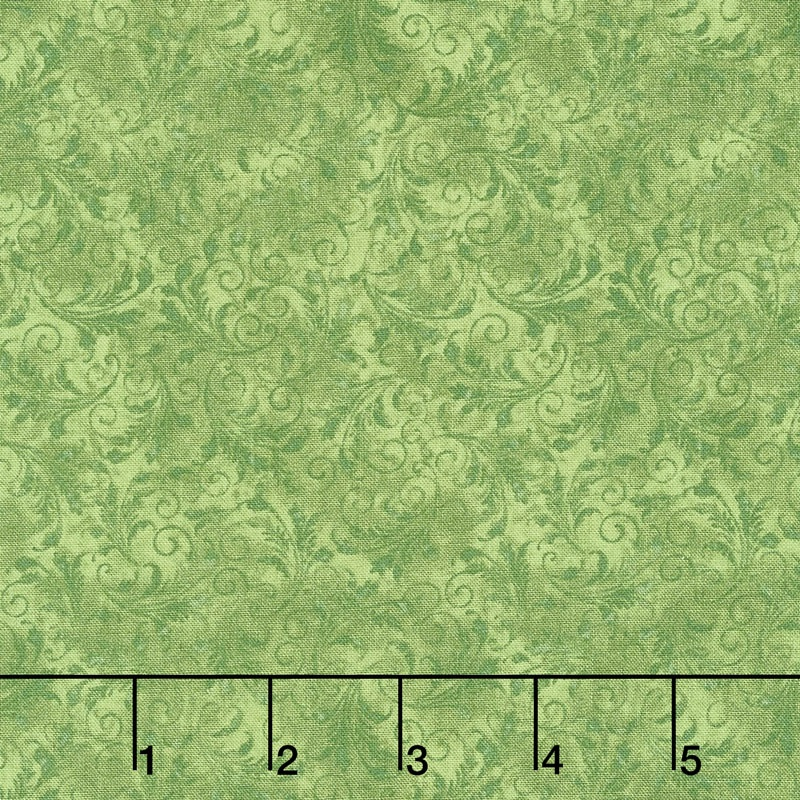 Echo - Tonal Filigree Pickle Yardage