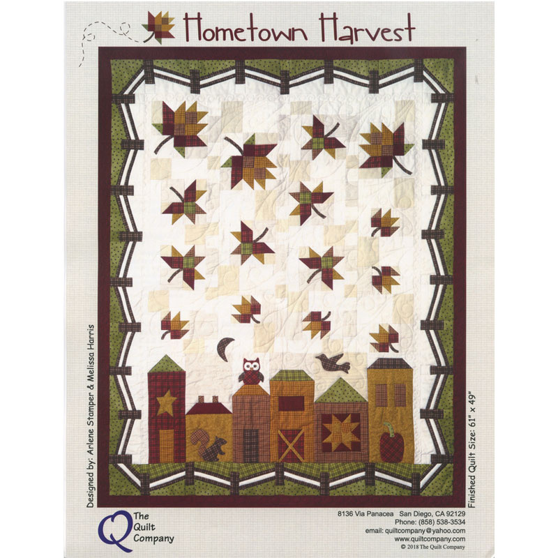 Hometown Harvest Pattern