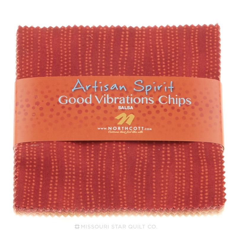Artisan Spirit - Good Vibrations Salsa Charm Pack