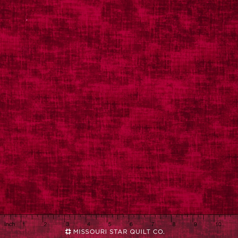 Studio Basic - Studio Texture Red Yardage
