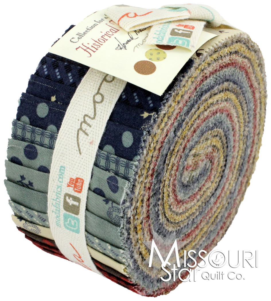 Collection for a Cause Historical Blenders Jelly Roll