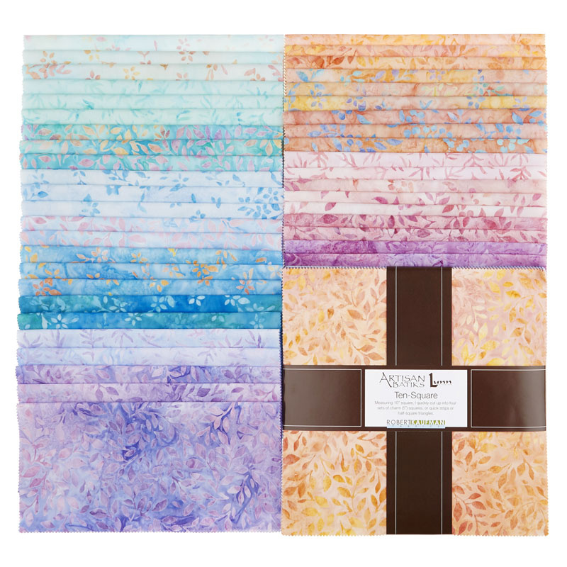 Artisan Batiks - Serendipity 3 Ten Squares