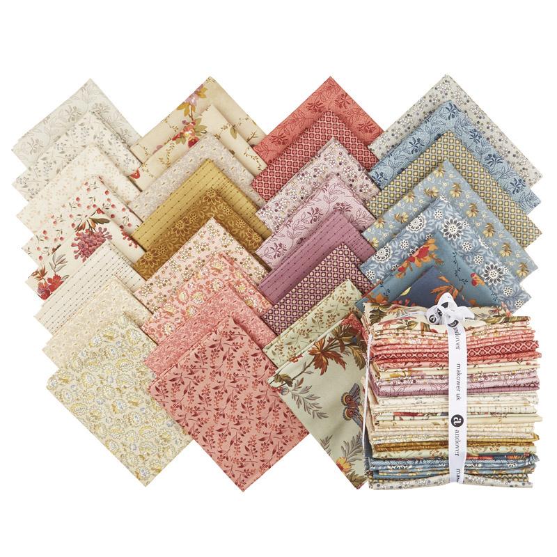 Bed Of Roses Fat Quarter Bundle Edyta Sitar Of Laundry Basket