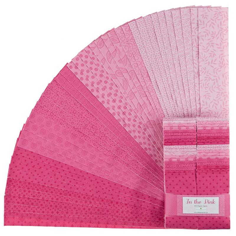 Wilmington Essentials - In the Pink 40 Karat Gems