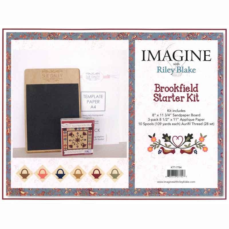 Leonie Bateman's Brookfield Starter Kit