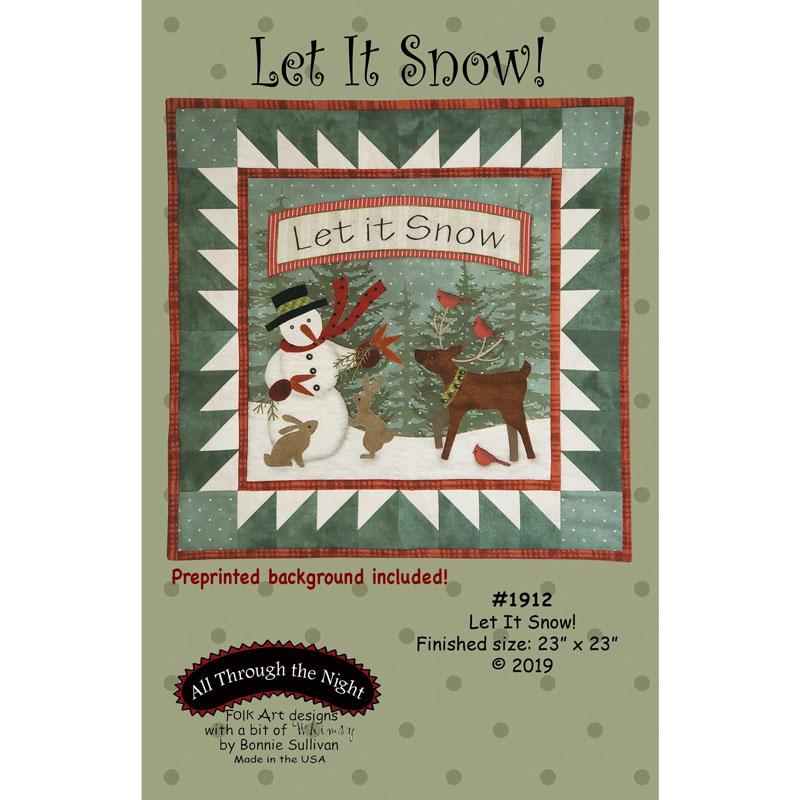Let It Snow! Pattern