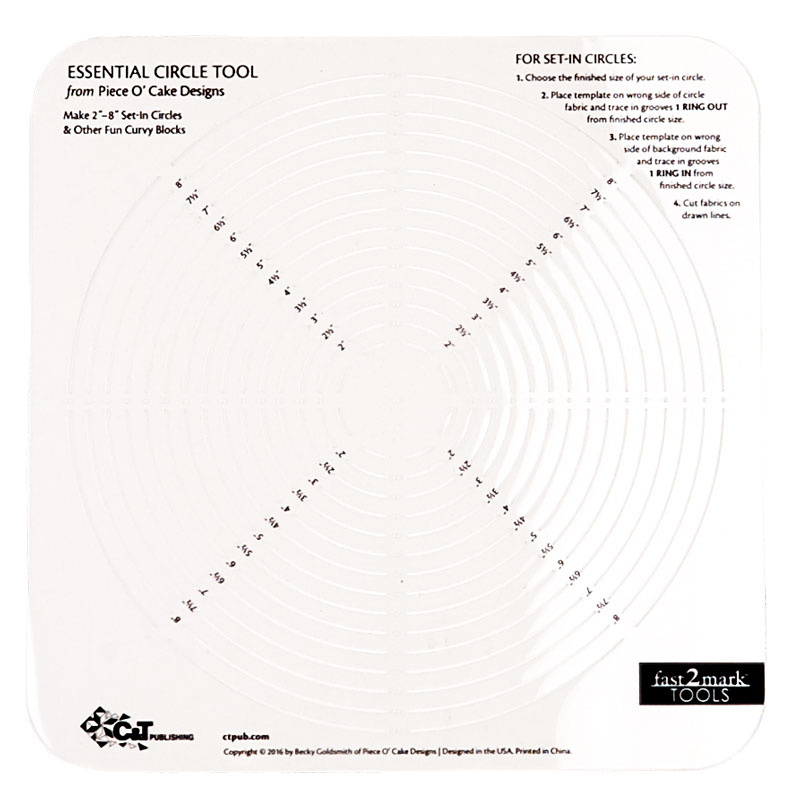 fast2mark Essential Circle Tool