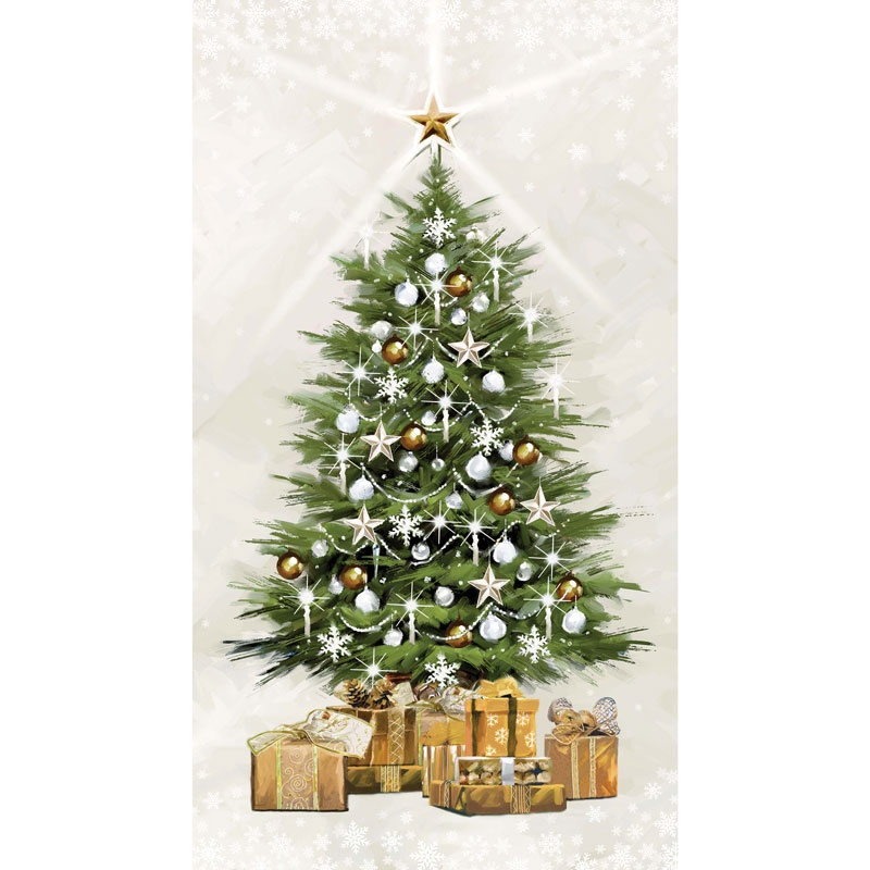 this item is gone forever but dont worry we have plenty more for you to choose from - Glitter Christmas Tree
