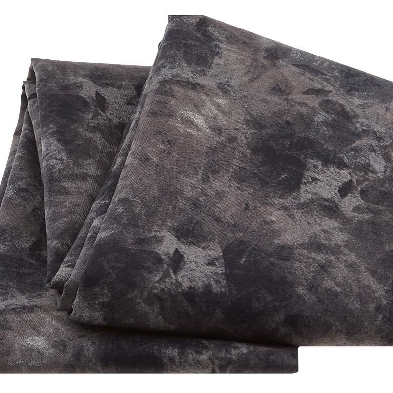 Wilmington Essentials - Cracked Ice Black 3 Yard Cut