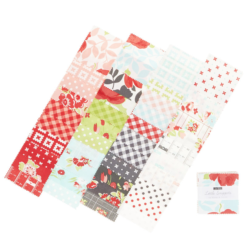Little Snippets Mini Charm Pack
