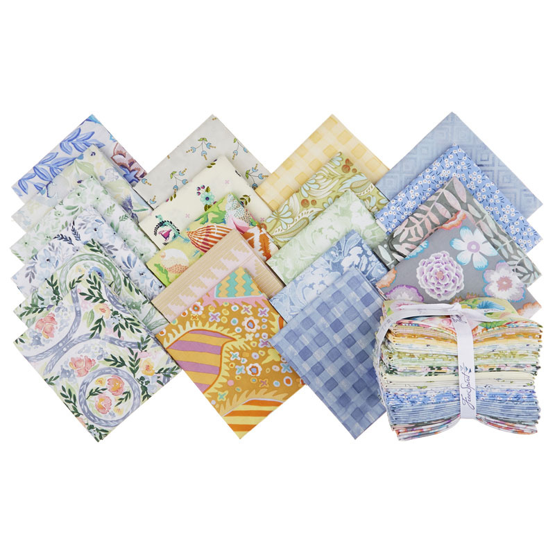 FreeSpirit Mystery Bundles Pastels Fat Quarter Bundle