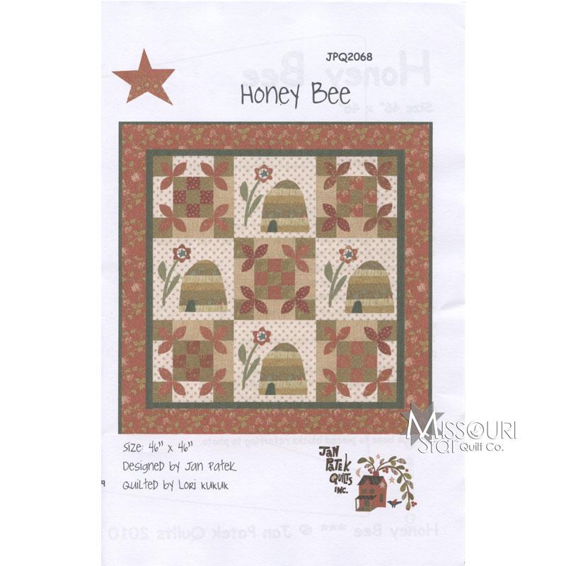 Honey Bee Quilt Pattern
