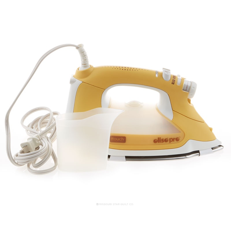 Oliso Pro Smart Iron - Yellow