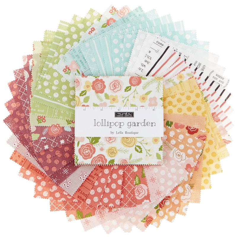 Lollipop Garden Charm Pack