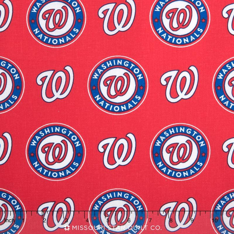 Mlb Major League Baseball Washington Nationals Allover