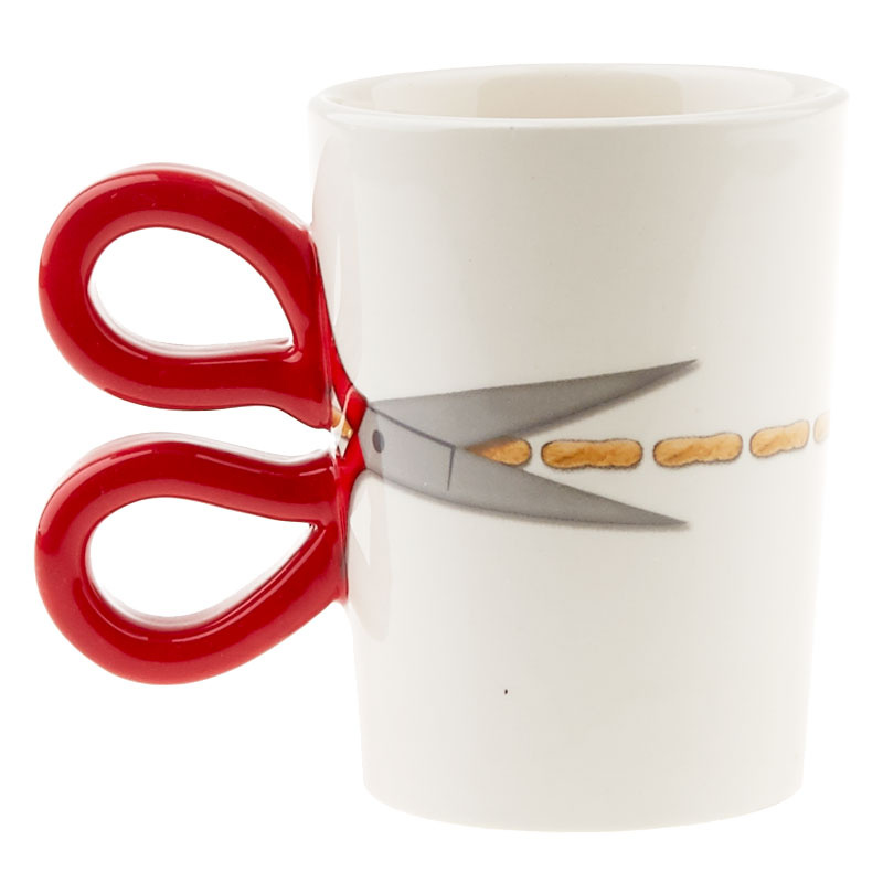 Sewing Scissors Coffee Mug