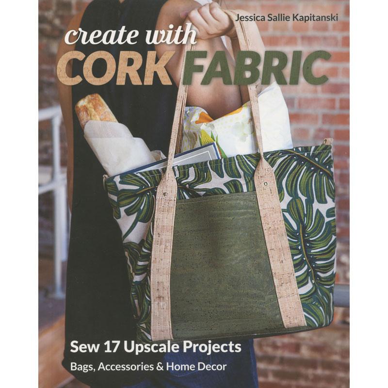 Create with Cork Fabric Book