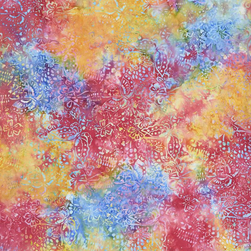Tonga Batiks - Awaken Dazzle 106