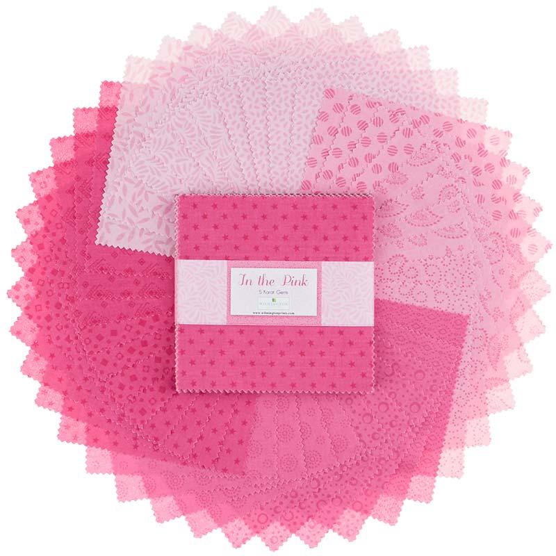 Wilmington Essentials - In the Pink 5 Karat Gems
