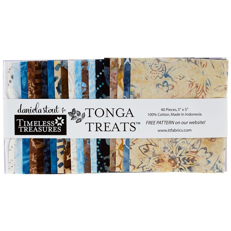 Tonga Treats Batiks - Boathouse Minis