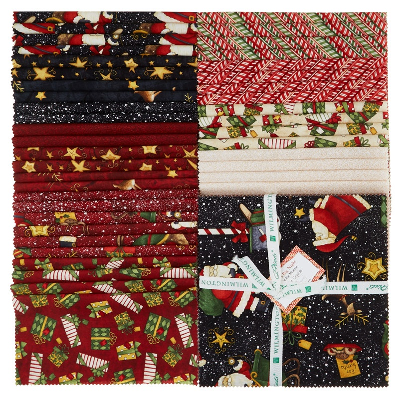 Santa's Big Night 10 Karat Crystals