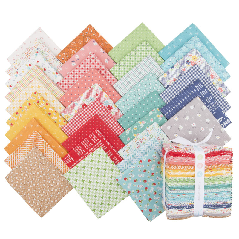 Farm Girl Vintage Fat Quarter Bundle