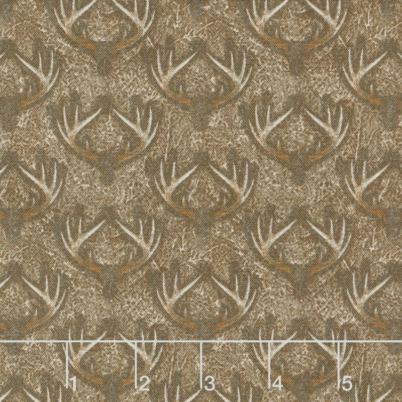 Realtree - Heritage Proud Deer Antlers Multi Yardage