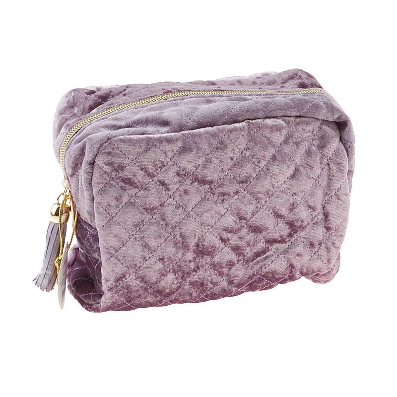 Velvet Bag - Dusty