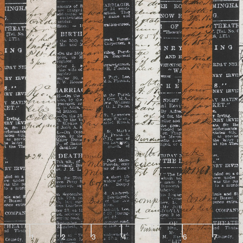 Eclectic Elements - Materialize Haunted Multi Yardage