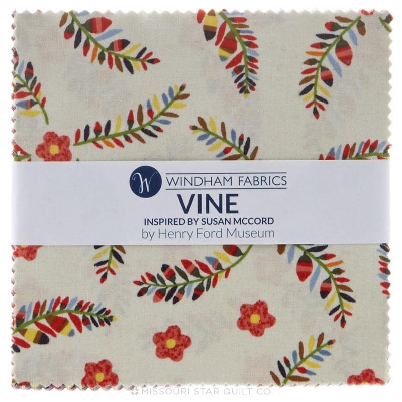 Vine Charm Pack