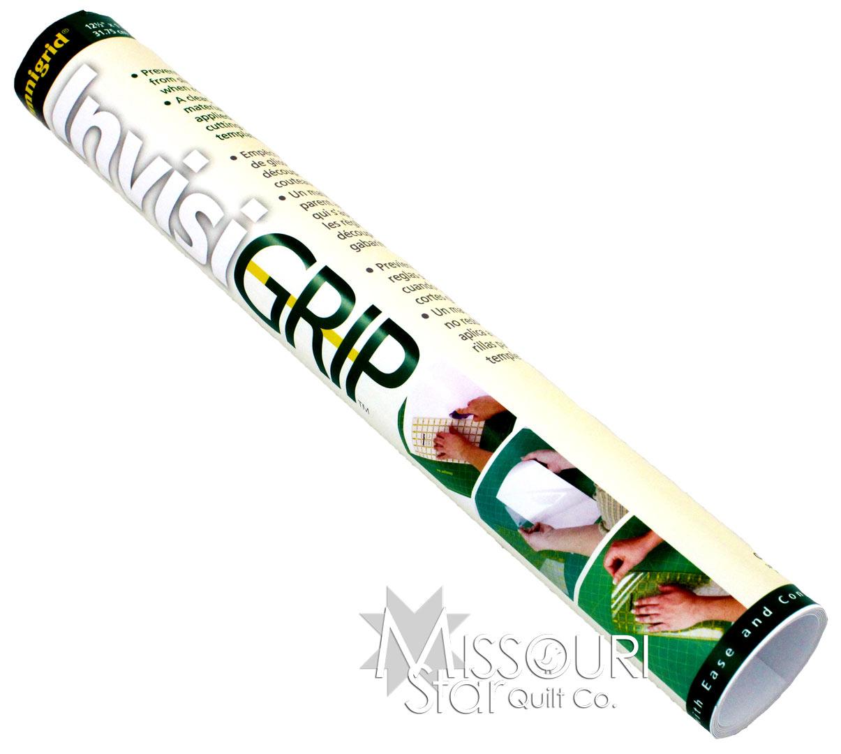 Invisi-Grip Non Slip Material 12 1/2 x 1yd - Omnigrid