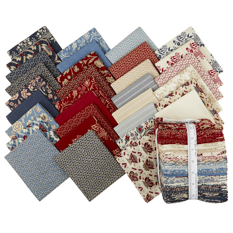 Vive La France Fat Quarter Bundle