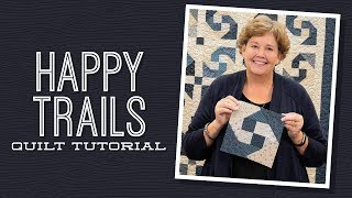 Happy Trails Quilt Tutorial