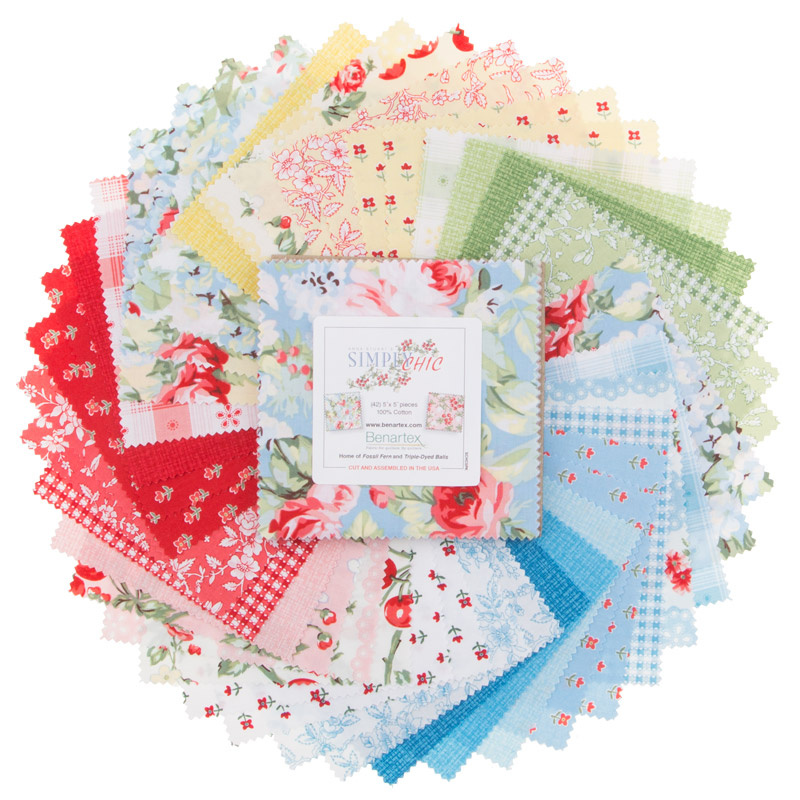 Simply Chic Favorites Charm Pack