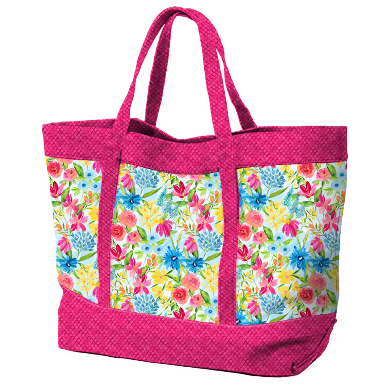 Bloom True Tote Bag Kit