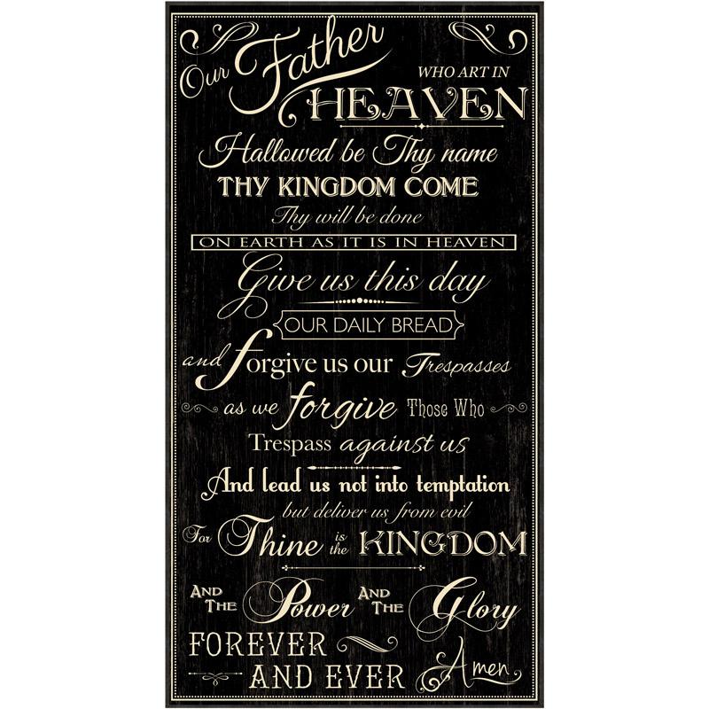 The Lord's Prayer Kit