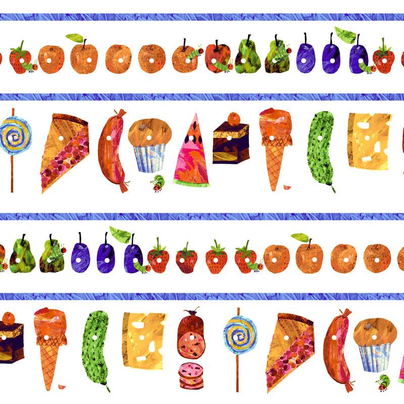 The Very Hungry Caterpillar - Tasty Yardage