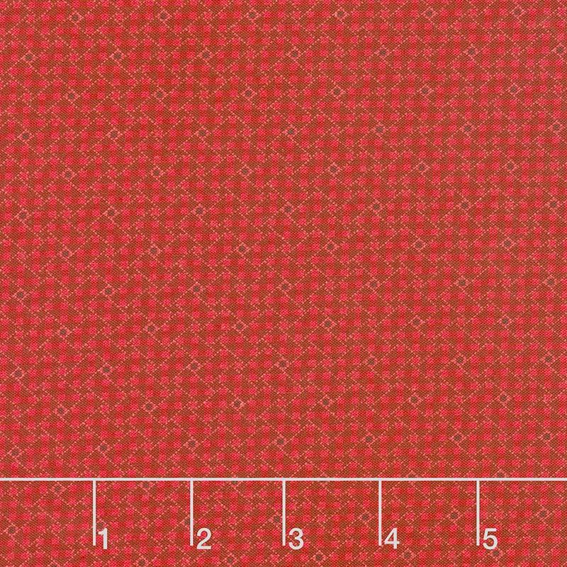 Briarwood - Check Red Yardage