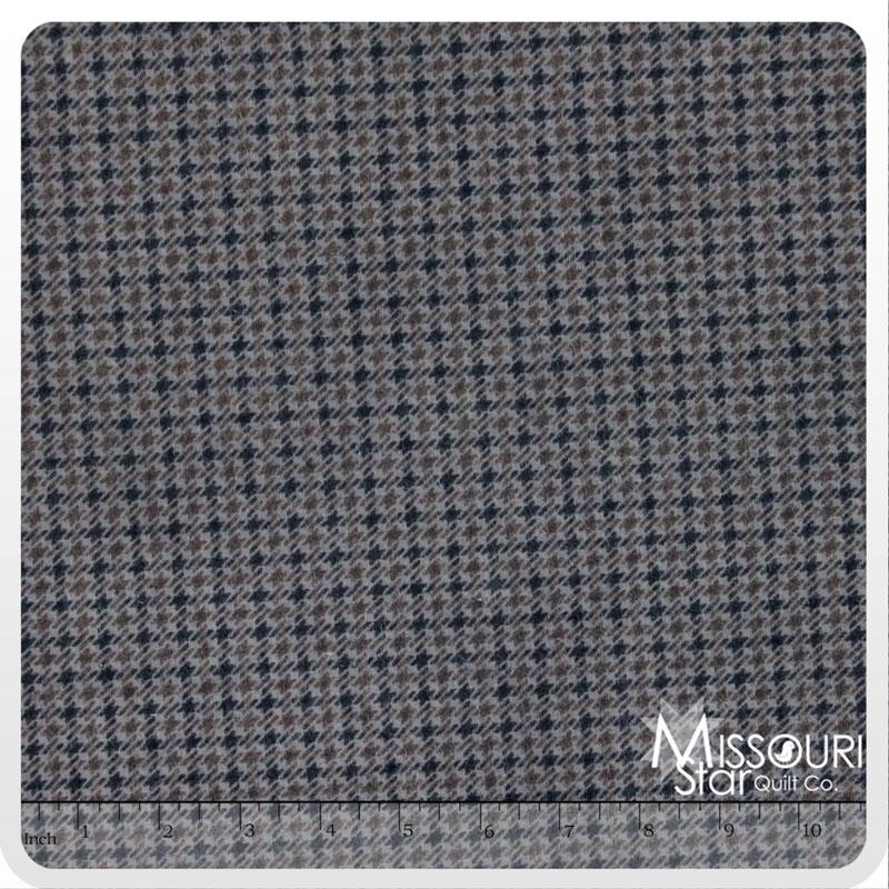 Wool & Needle Flannels 2 - Denim Yardage