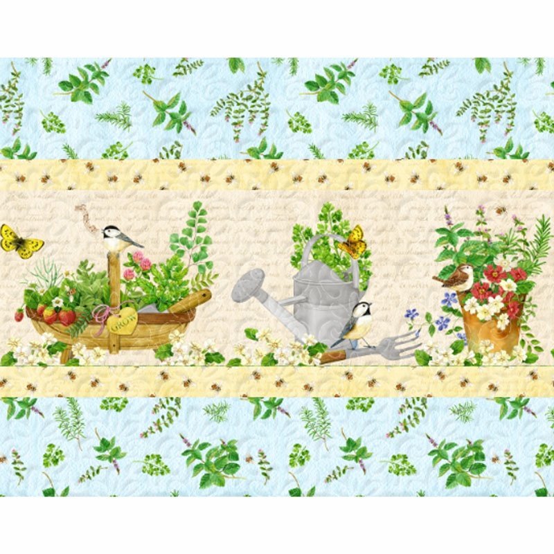 From the Garden Place Mats Kit