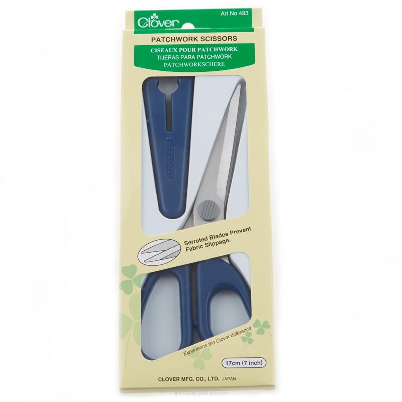 Patchwork Scissors Medium