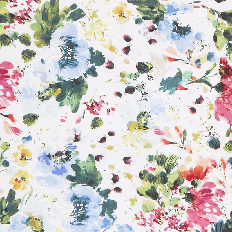 Field Day - Bloom White Yardage