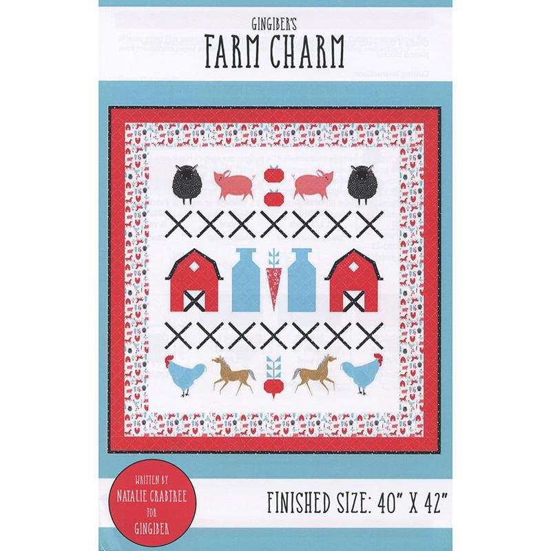 Farm Charm Pattern